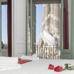 Отель Whatching Sagrada Familia Барселона комната для гостей фото 3
