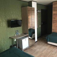 Мини-Отель Каприз Стандартный номер 2 отдельные кровати фото 16
