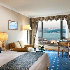 Отель InterContinental Istanbul 5* Стандартный номер разные типы кроватей фото 3