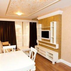 Отель Golden Rainbow Beach Aparthotel Солнечный берег комната для гостей фото 5