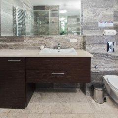 Отель Royal Apartments - Apartamenty Morskie Польша, Сопот - отзывы, цены и фото номеров - забронировать отель Royal Apartments - Apartamenty Morskie онлайн ванная фото 2