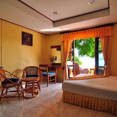 Отель Baan Karon Hill Phuket Resort 3* Стандартный номер с двуспальной кроватью фото 5