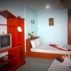 Мини-отель The Guest House 2* Стандартный номер разные типы кроватей фото 13