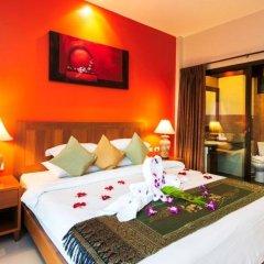 Отель Kata Noi Resort 3* Улучшенный номер с двуспальной кроватью фото 9