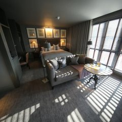 Отель Dakota Glasgow Представительский номер с различными типами кроватей фото 2