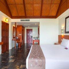 Отель Karona Resort & Spa 4* Номер Делюкс с двуспальной кроватью фото 9