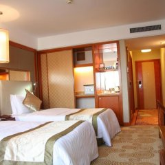 Prime Hotel Beijing Wangfujing 4* Улучшенный номер с 2 отдельными кроватями фото 4