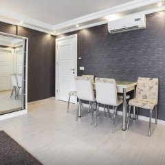 Отель Defne Suites Улучшенные апартаменты с различными типами кроватей фото 49