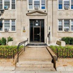 Отель Ginosi Dupont Circle Apartel 3* Апартаменты с различными типами кроватей фото 4