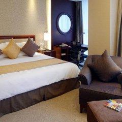 Central Hotel Shanghai 4* Номер Делюкс с различными типами кроватей фото 3
