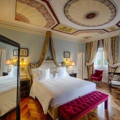 Отель Villa Cora 5* Номер Делюкс с различными типами кроватей