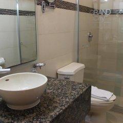 Отель Grand City Hotel Cancun Мексика, Канкун - отзывы, цены и фото номеров - забронировать отель Grand City Hotel Cancun онлайн ванная фото 3