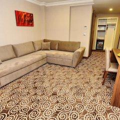 Delta Hotel Istanbul Стандартный номер с двуспальной кроватью фото 7