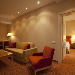 Amber Spa Boutique Hotel 4* Семейный номер разные типы кроватей фото 6