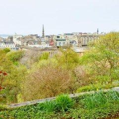 Отель Ramsay Gardens Эдинбург