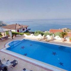 Отель La Suite del Faro Скалея бассейн фото 2