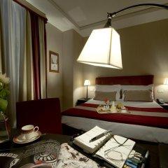 Dei Borgognoni Hotel 4* Стандартный номер с двуспальной кроватью фото 7