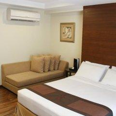 Отель FuramaXclusive Sathorn, Bangkok 4* Номер Делюкс с различными типами кроватей фото 6