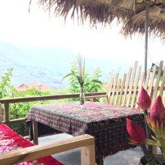 Sapa Tavan Hostel Шапа балкон