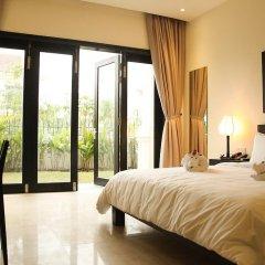 Отель Thanh Binh Riverside Hoi An 4* Номер Делюкс с различными типами кроватей фото 8
