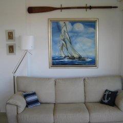 Отель Trident Beach Apartment Кипр, Протарас - отзывы, цены и фото номеров - забронировать отель Trident Beach Apartment онлайн комната для гостей фото 3