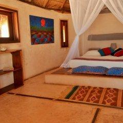 Отель Posada del Sol Tulum 3* Номер Делюкс с различными типами кроватей фото 4