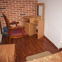 Гостиница Клеопатра Номер Бизнес с разными типами кроватей фото 13