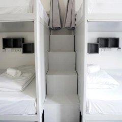 Отель Cacha bed Кровать в общем номере с двухъярусной кроватью фото 11