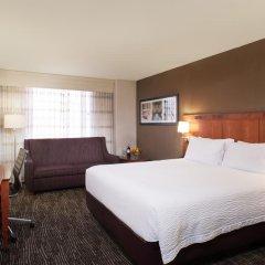 Отель Canopy By Hilton Washington DC Embassy Row 3* Стандартный номер с различными типами кроватей фото 3