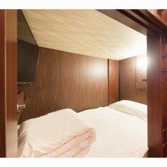 Отель Centurion Hotel Residential Cabin Tower Япония, Токио - отзывы, цены и фото номеров - забронировать отель Centurion Hotel Residential Cabin Tower онлайн комната для гостей фото 2