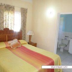 Отель The Crest Conference & Retreat Center 3* Вилла с различными типами кроватей
