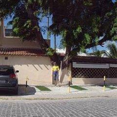 Отель Suites Cheiro do Mar спортивное сооружение