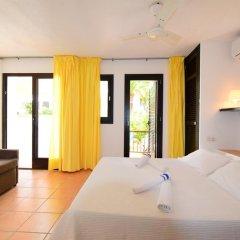 Отель Club Cala Azul комната для гостей
