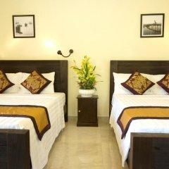 Отель Riverside Pottery Village 3* Стандартный семейный номер с двуспальной кроватью фото 3