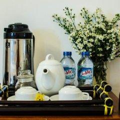 Отель Flower Garden Homestay 3* Улучшенный номер фото 9