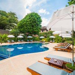 Phuket Island View Hotel 3* Семейный номер Делюкс с двуспальной кроватью фото 4
