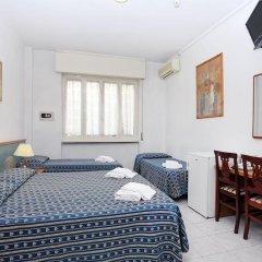Отель Albergo Athena 3* Стандартный номер с различными типами кроватей фото 11