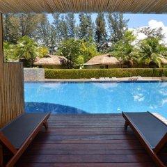 Отель Tup Kaek Sunset Beach Resort 3* Номер Делюкс с различными типами кроватей фото 29