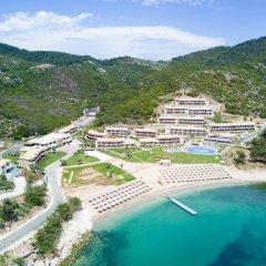 Отель Thassos Grand Resort бассейн фото 3