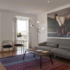Апартаменты Rossio - Lisbon Cheese & Wine Apartments Лиссабон комната для гостей