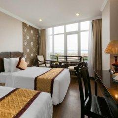 Отель Halong Pearl 4* Улучшенный номер