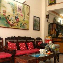 Chau Long Mini Hotel интерьер отеля