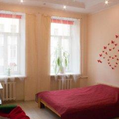 Гостиница Lucky House Студия с различными типами кроватей фото 9