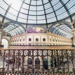 Отель Galleria Vik Milano Италия, Милан - отзывы, цены и фото номеров - забронировать отель Galleria Vik Milano онлайн балкон