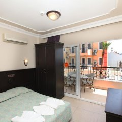 Fidan Apart Hotel 3* Стандартный семейный номер с двуспальной кроватью фото 4