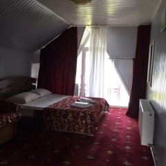 Гостиница Otely Komfort Люкс с различными типами кроватей фото 5