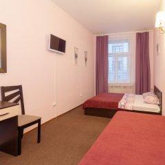 Мини-отель 6 комнат Стандартный семейный номер с двуспальной кроватью фото 4