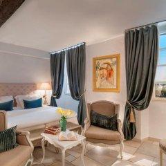 Отель Chateau Le Cagnard 4* Улучшенный номер фото 8