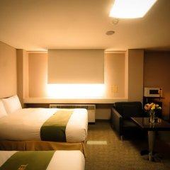 Yoido Hotel 3* Стандартный номер с различными типами кроватей фото 20