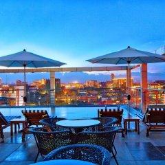 Отель Golden Tulip Westlands Nairobi Кения, Найроби - отзывы, цены и фото номеров - забронировать отель Golden Tulip Westlands Nairobi онлайн бассейн фото 2